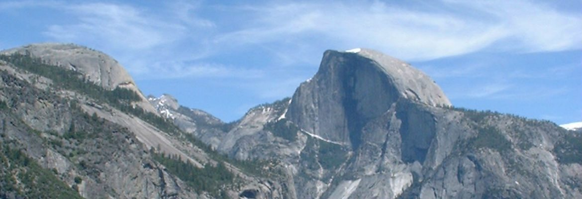 Halfdome Yosemite National Park